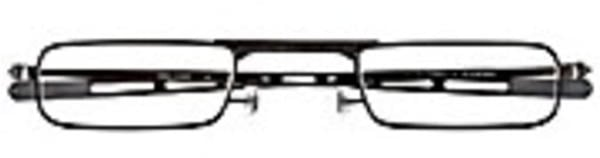I Need You Reisebrille 9mm antik silber