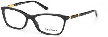 Versace VE 3186 GB1 black gold