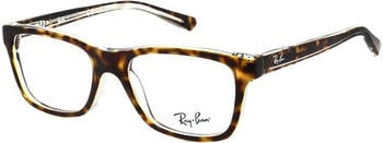 Ray-Ban RY1536 3529 black on transparent