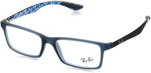 Ray-Ban RX8901 5262 (dark blue transparent/black)