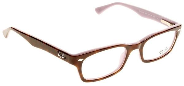 Ray-Ban RX5150 5240 (top havana on opal violet)