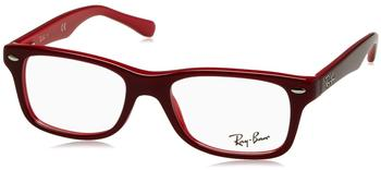 Ray-Ban RY1531 3592 (red on opal red)