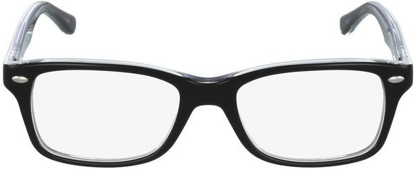 Ray-Ban RY1531 3529 (black on crystal)