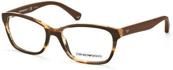 Emporio Armani EA3060 5386 (brown shiny/brown matt)