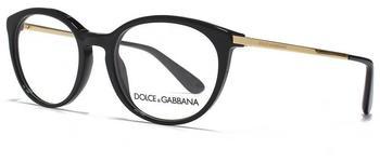Dolce & Gabbana DG3242 501 (black/gold)