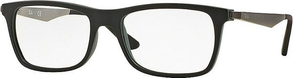 Ray-Ban RX7062 5197 (black-green-gunmetal)