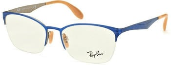 Ray-Ban RX6345 2865 (blue on silver)