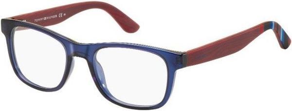 Tommy Hilfiger TH1314 X3W (blue/red wood)