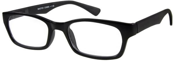 I NEED YOU Lesebrille Master +2.50 DPT schwarz