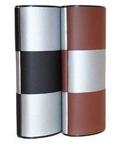 Logic Victoria Etuis ZauberetuiLogicChange Color, groß, silber/braun/schwarz, 1 Stück