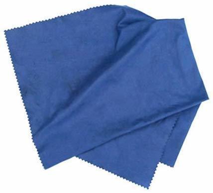 nasenfahrrad24 Microfasertuch blau