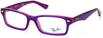 Ray-Ban Junior (RY1530 3666) violet on pink shiny