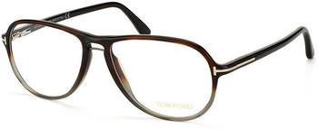 Tom Ford FT5380/V 056 (dark havana/grey gradient)
