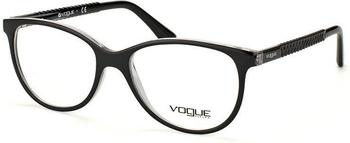 Vogue VO5030 W827 (top black/transparent)