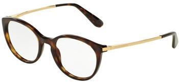 Dolce & Gabbana DG3242 502 (havana/gold)