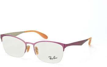 Ray-Ban RX6345 2864 (violet on silver)