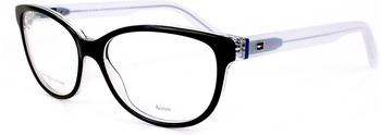 Tommy Hilfiger TH1364 K2R (black on crystal/transparent)