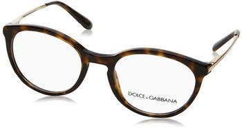 Dolce & Gabbana DG3242 2888 (cube havana fog)