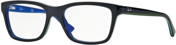Ray-Ban RY1536 3600 black on blue