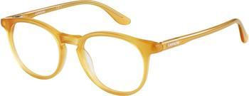 carrera-ca6636-n-pd9-gelb-kunststoff-rund-damen-herren-brille-in-49-19-klein