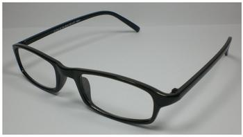 Out of the Blue Lesebrille +3.00 DPT schwarz