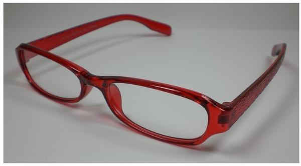 Out of the Blue Lesebrille Design 2 +1.00 DPT rot