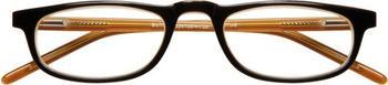 I NEED YOU Butler braun-orange Acetatbrille (Dioptrien: +01.00)