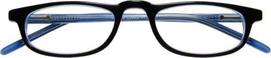 I NEED YOU Butler blau-blau Acetatbrille (Dioptrien: +01.50)