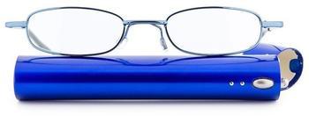 Lensspirit Lesebrille Professionell +3.50 DPT blau