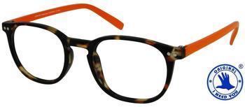 I Need You Lesebrille Junior Selection G55900 +2.00 DPT havanna orange inkl. Etui