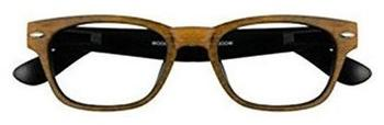 I NEED YOU Woody Wood G55400 Kunststoff-Lesebrille (Dioptrien: +01.50)