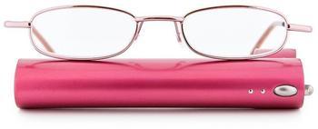 Lensspirit Lesebrille Professionell +3.50 DPT rosa