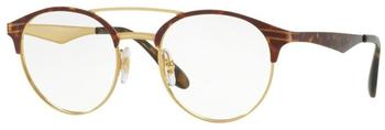 Ray Ban Ray-Ban RX3545V goldfarben Glasbreite: 49mm