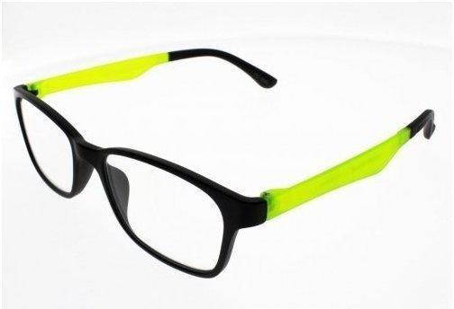 I NEED YOU Lesebrille Neon G53500 +3.00 DPT schwarz grün inkl. Etui
