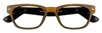 I NEED YOU Lesebrille Woody Wood G55400 +3.00 DPT braun inkl. Etui
