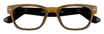 I Need You Lesebrille Woody Wood G55400 +2.50 DPT braun inkl. Etui