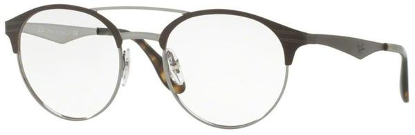 Ray-Ban RX3545V 2912 (gunmetal/matte brown)