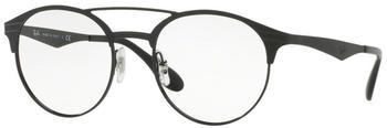 Ray-Ban RX3545V 2904 (black/matte black)