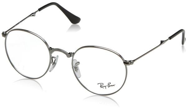 Ray-Ban RX3532V 2502 (dark silver)