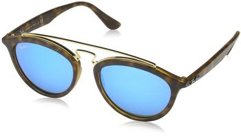 Ray-Ban New Gatsby RB4257 6092/55 (havana/blue mirrored)
