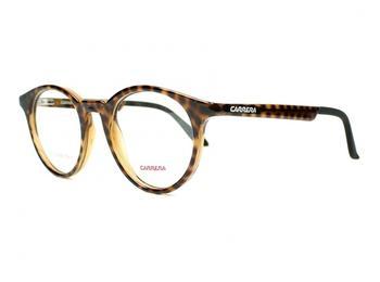 carrera-ca5544-dwj-havana-kunststoff-panto-rund-damen-herren-brille-in-48-20-klein