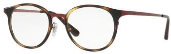 Ray-Ban RX6372M 2922 (brushed bordo')