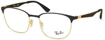 Ray-Ban RX6356 2875 (black-gold)