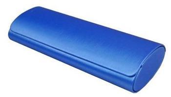Optotec ovales Etui SHERIN mit Magnetverschluss in 7 Farben hellblau