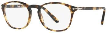 persol-po3007v-1056-braun-havana-kunststoff-oval-rund-damen-herren-brille-in-52-19-klein