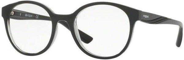 Vogue VO5104 2385 (top black/transparent grey)