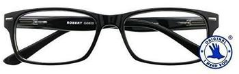 I NEED YOU Lesebrille Robert G6800 +1.00 DPT schwarz inkl. Etui