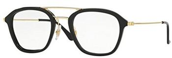 Ray-Ban RX7098 2000 (black/gold)