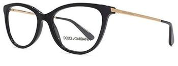 Dolce & Gabbana DG3258 501 schwarz