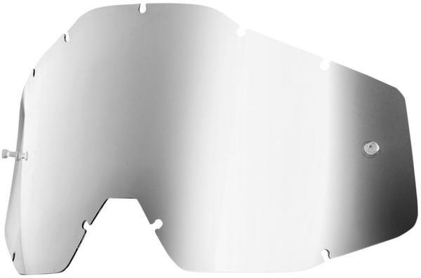100% Anti Fog Lenses mirror silver 2017 Brillenzubehör